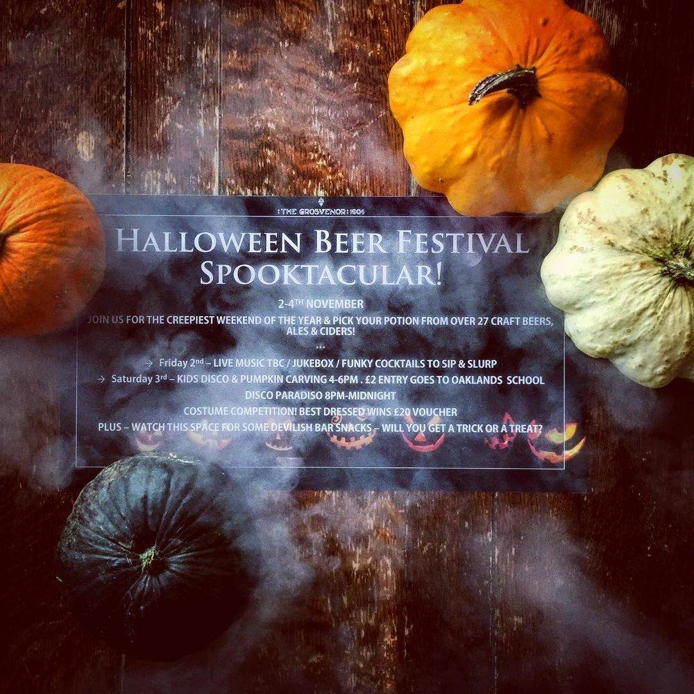 halloween beer festival spooktacular — queen of the suburbs. best