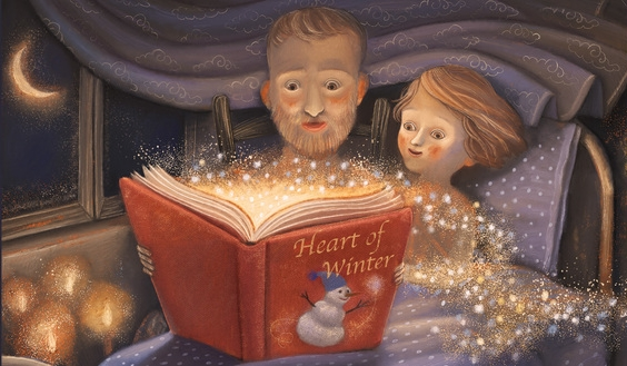 Image credit: Anna Forlati. Image source -  watermans.org.uk/events/christmas-show-2018-heart-of-winter-3-8yrs/