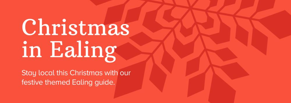 Christmas in Ealing