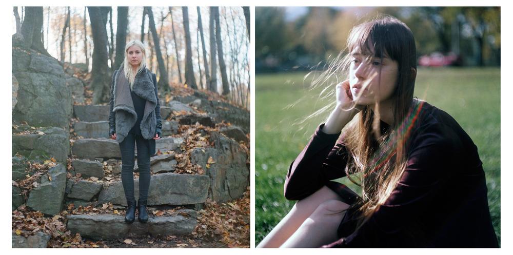 Audrey, Montreal (2012)    Vero, Montreal (2011)