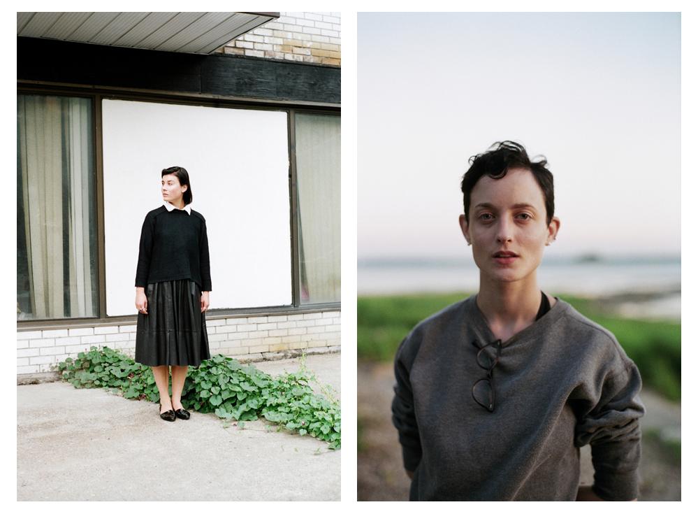Katarzyna, Montreal (2013)    Amanda, Montreal (2013)