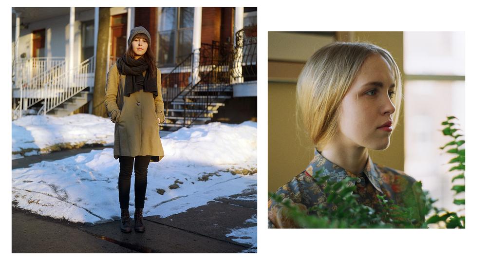 Cleo, Montreal (2013)    Tamara, Montreal (2014)
