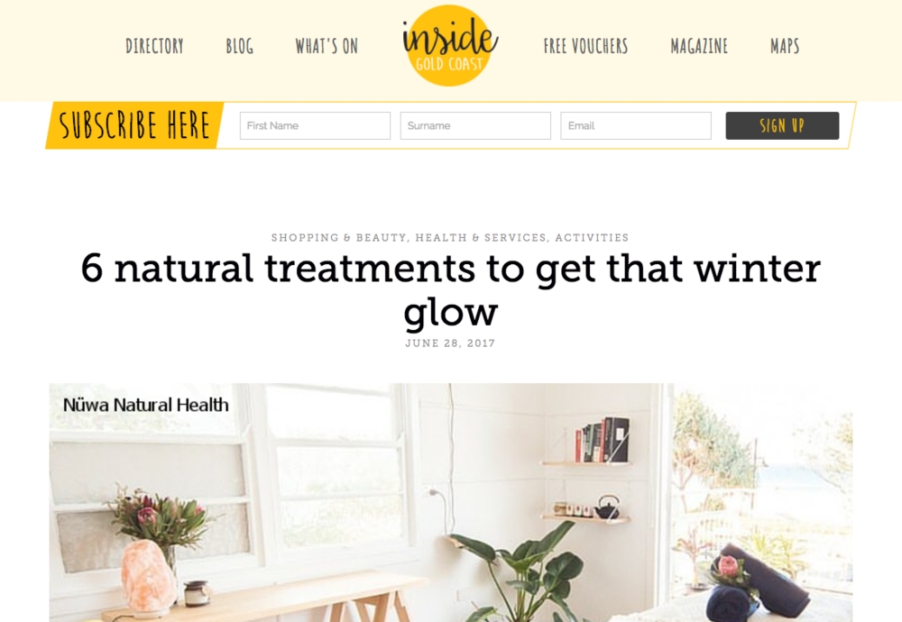 nuwa natural health press article