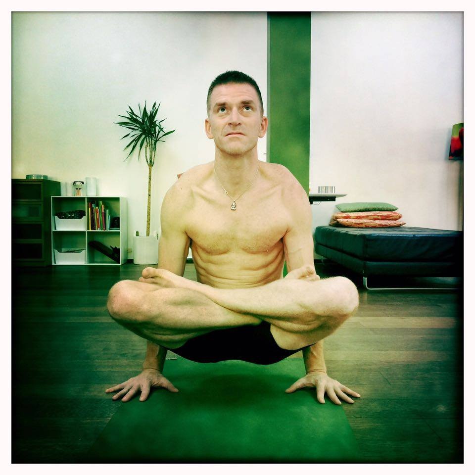 Cory Bryant, Jivamukti Yoga Instructor