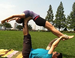 Yoga Speak: Standing Tall