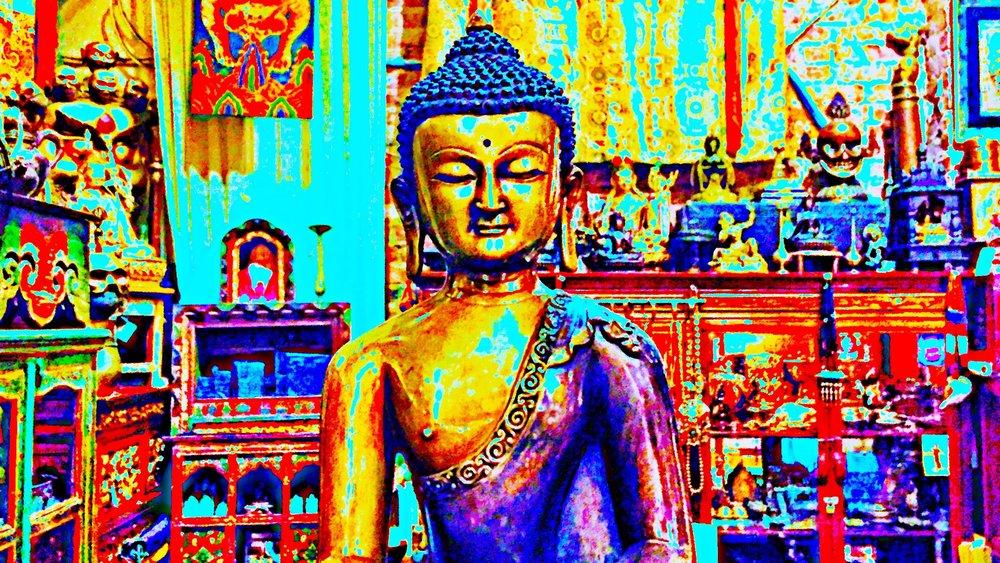 Yoga Speak: Reset