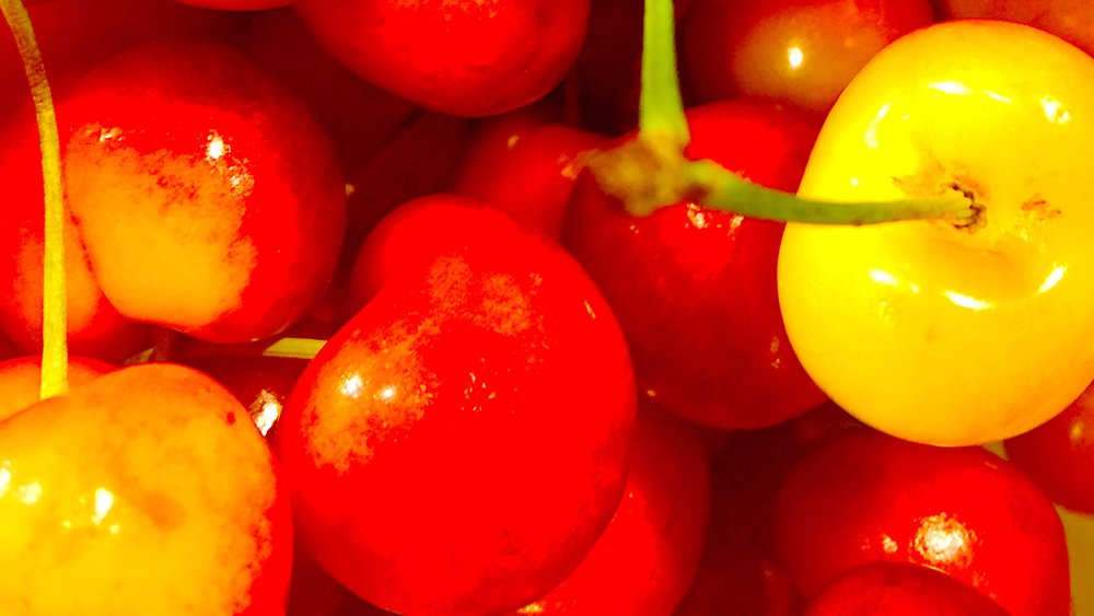 Yoga Speak: Cherries