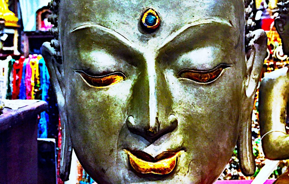 Annesamit.com compassion buddha blog