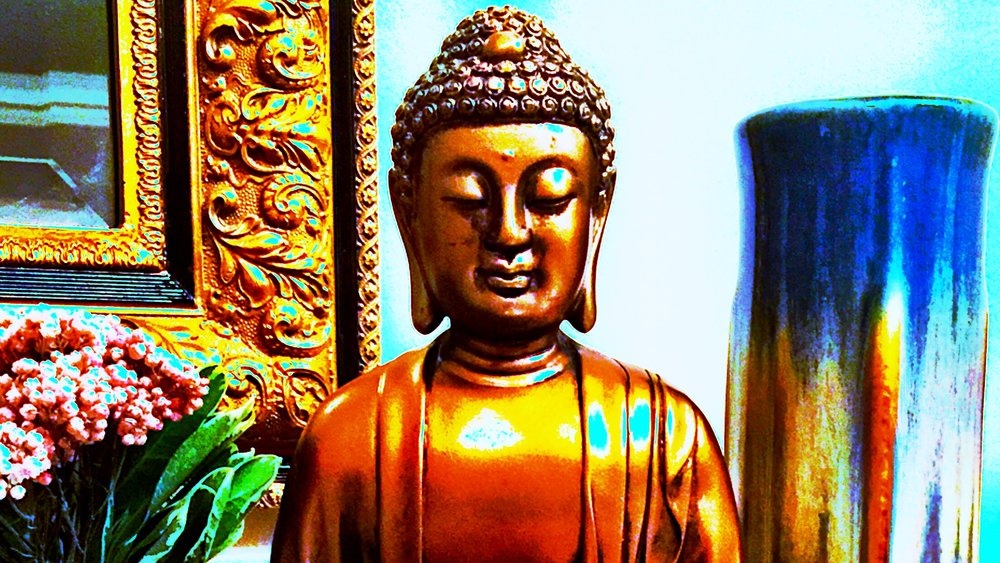 Buddha, Prayer, mindful, Anne Samit