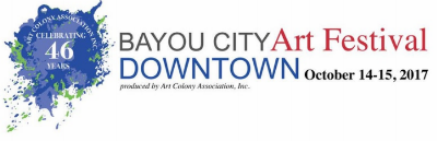October 14-15, 2017 in downtown Houston, Texas
