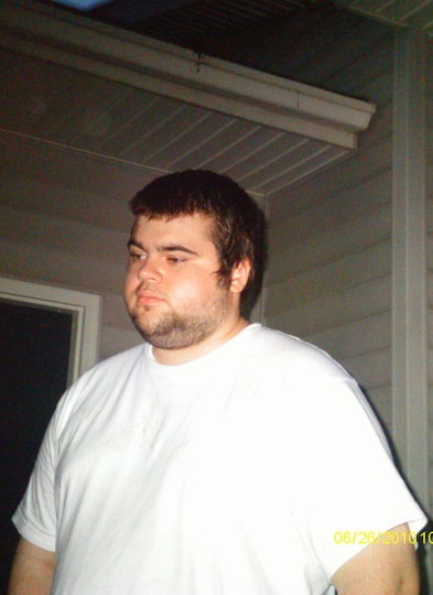 I was not happy when I was almost 300lbs.