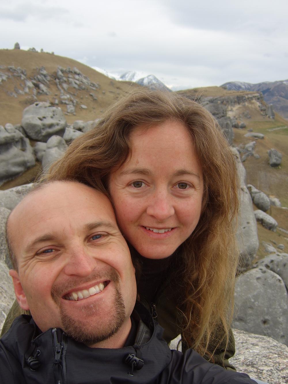 Paul and Heidi Wrigley