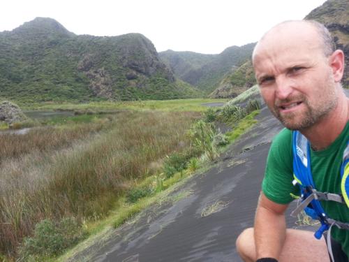 looking back into Parahara Valley