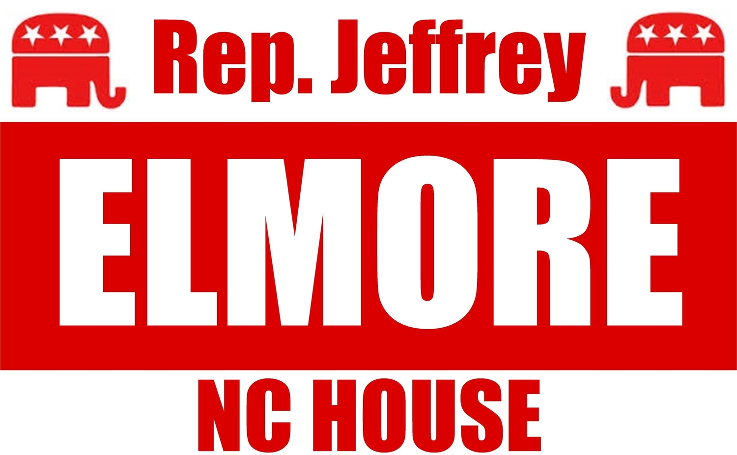 NC House Representative Jeffrey Elmore