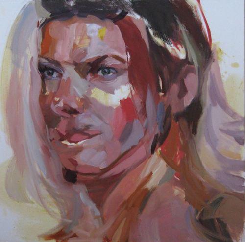 """Jo Hay, 2013 Dust to Funky 36x36"""""""