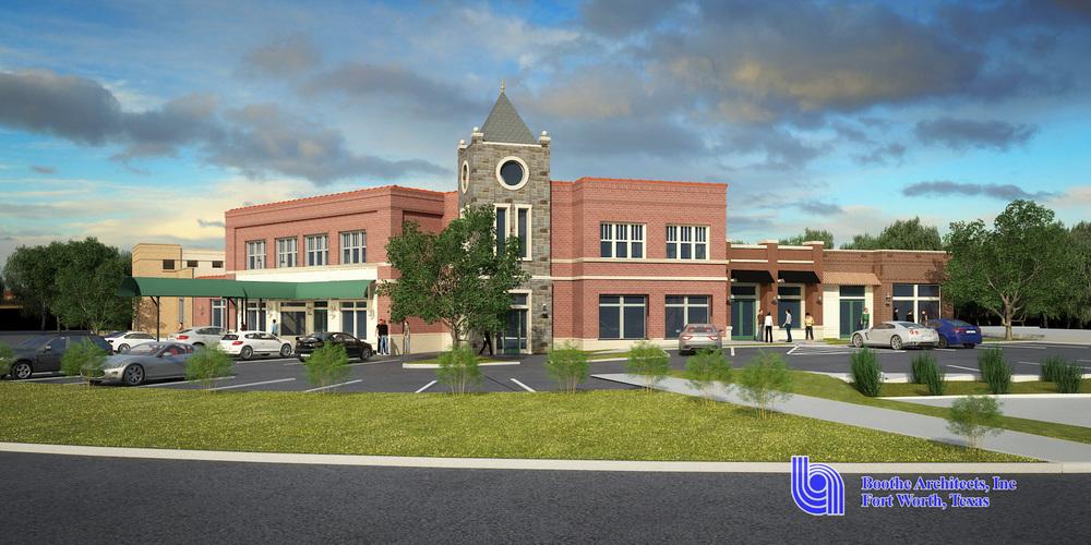 Gateway Center   Southeast Corner of 377 & I-20, Benbrook, TX