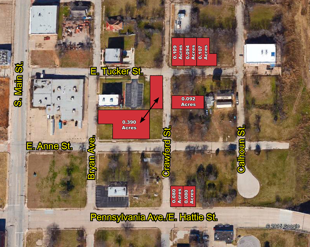 Southside Fort Worth Land  Variable Acreage