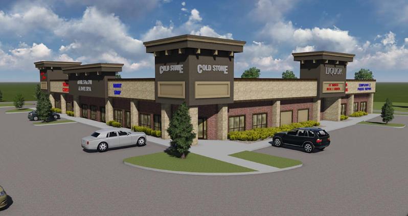 Planned Retail Development   1120 N Beach St, Fort Worth, TX