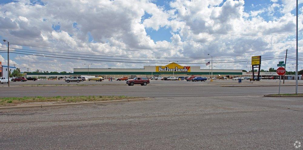 Sutherlands Building - Lubbock   3701 50th St , Lubbock, TX 79413