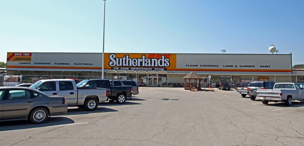 Sutherlands Building - Fort Worth   7909 W Camp Bowie Blvd, Benbrook, TX 76116