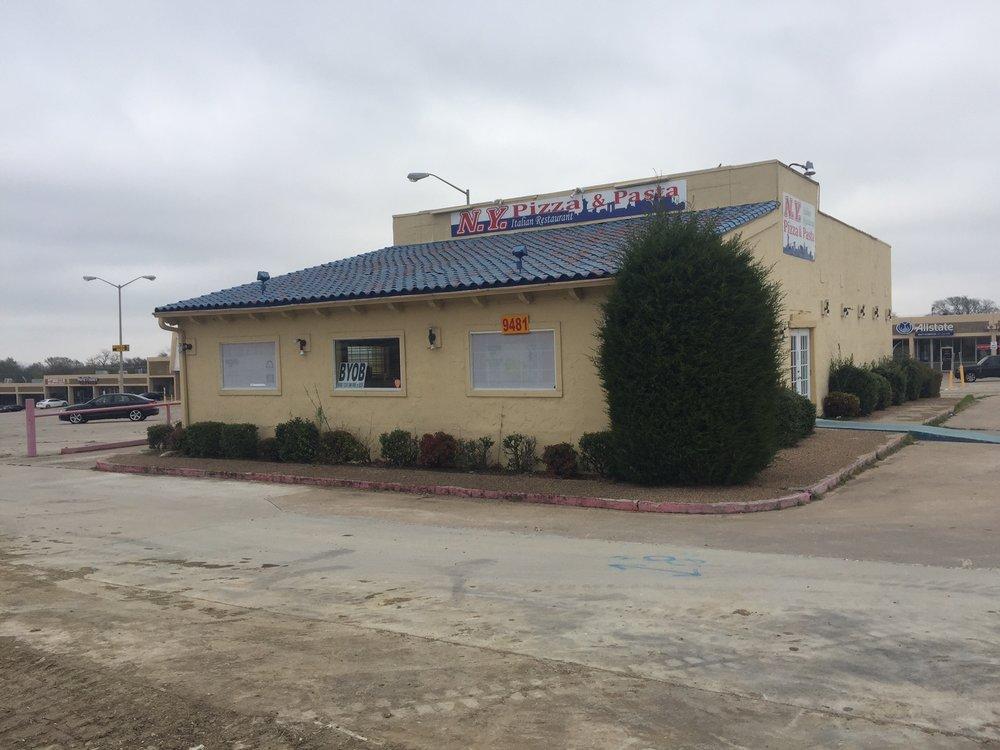 Former NY Joe's Pizza - Ground Lease Opportunity    9481 Benbrook Blvd, Benbrook, TX 76126