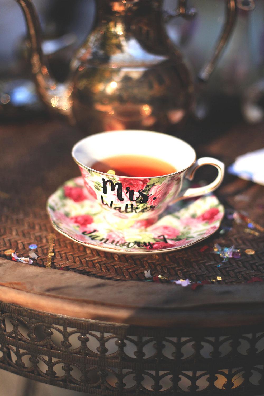 Click photo for similar custom teacups!