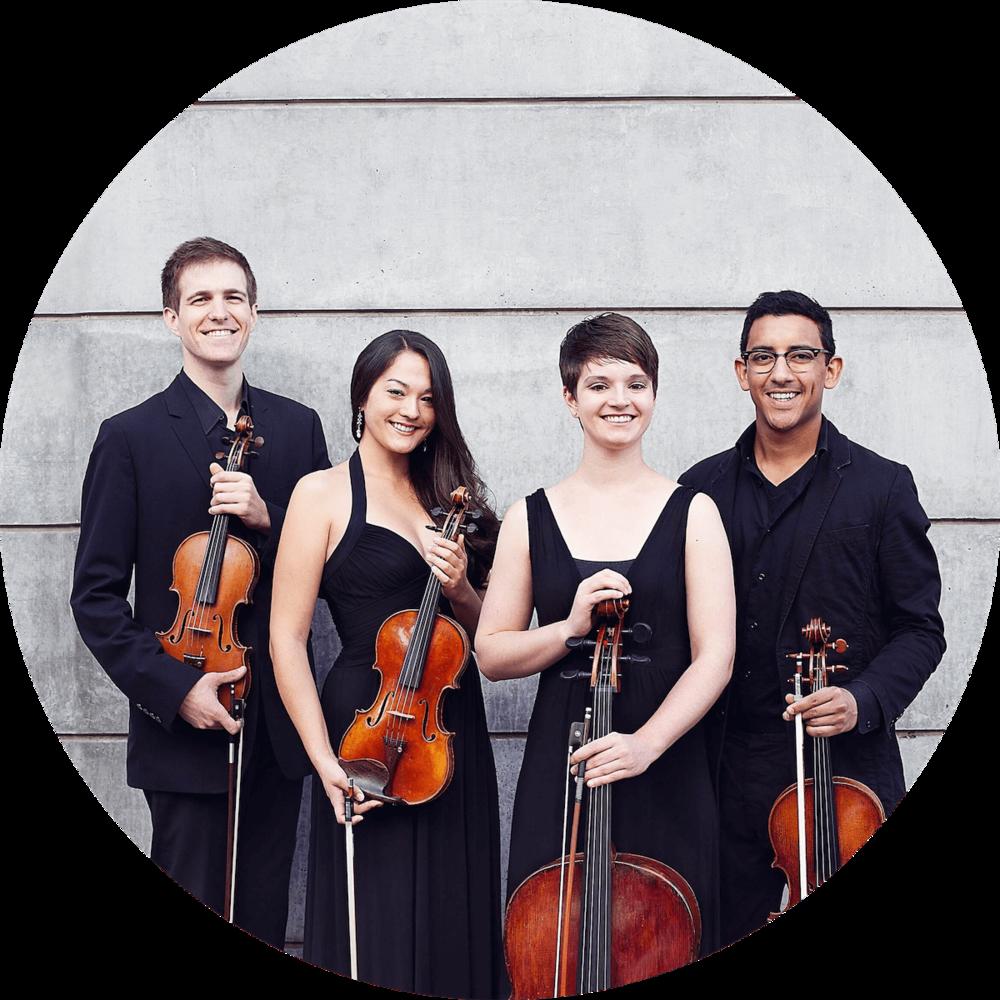 Thalea String Quartet BeMusical