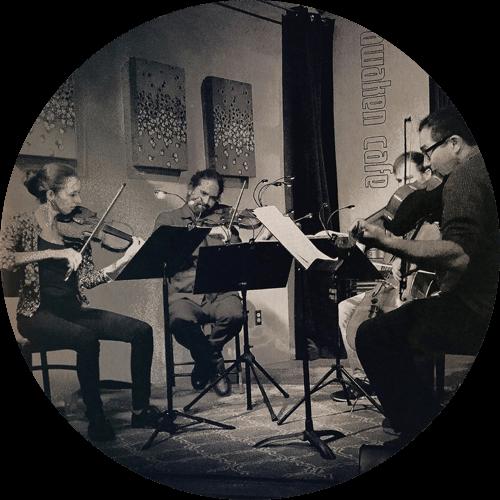 The Town Quartet BeMusical