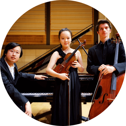 Audace Trio BeMusical