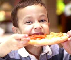 pizza-kid