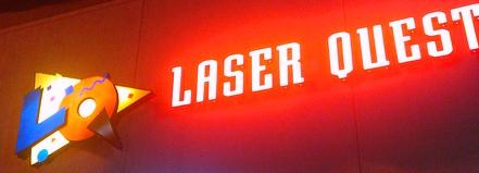 laser quest c