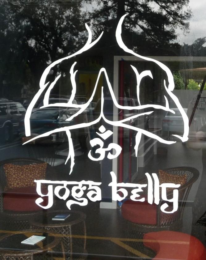 yogabellysign