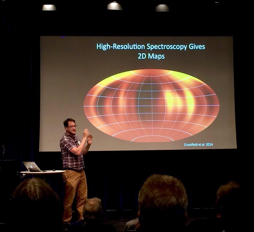 Andy Skemer, SETI Talk