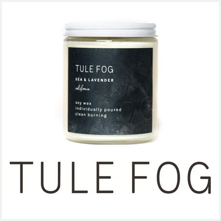 Tule Fog Candles