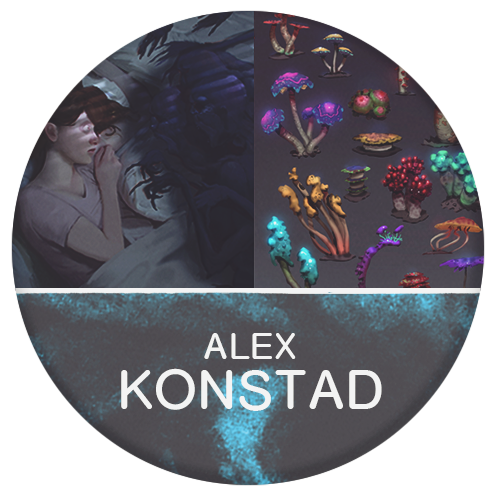 Alex Konstad Illustrator and Concept Artist in Film and Video Games