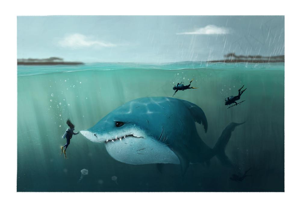 Sad Shark Store