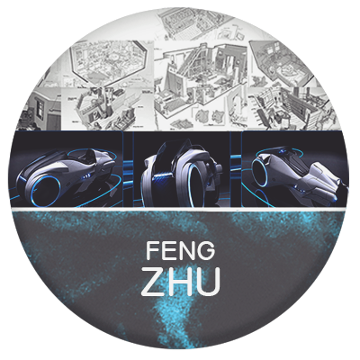 Feng Zhu Design concept artist and education for film animation and games