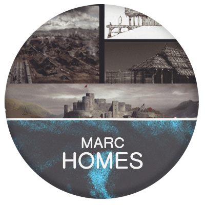 Marc Homes art director for films and movies