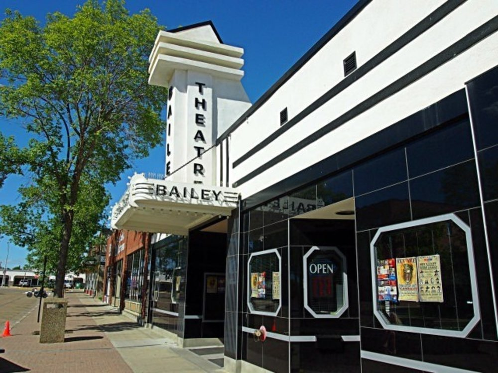 The Historic Bailey Theatre