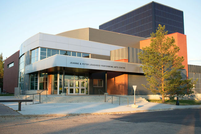 Jeanne and Peter Lougheed Performing Arts Center