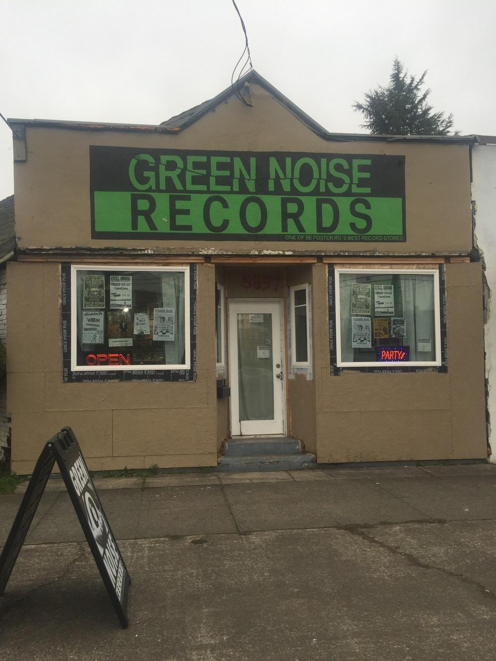ken's record shop