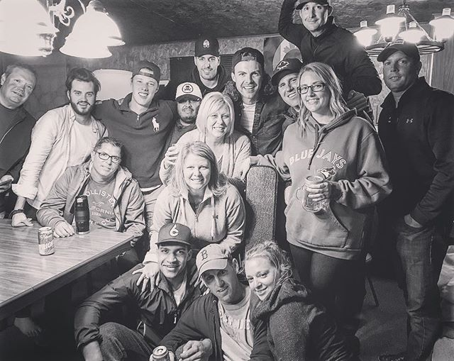 Long Point never disappoints. I love this crew. Thanks for having me down to play last night 🍺