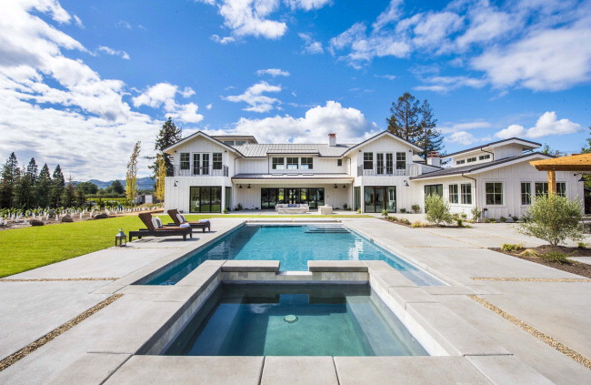 1124 State Lane, Yountville
