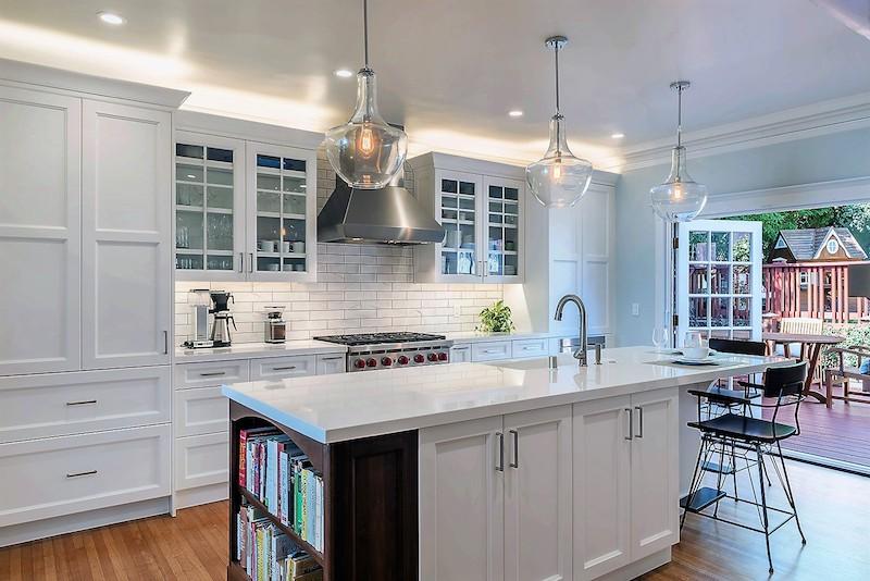 Kitchen dining room remodel design