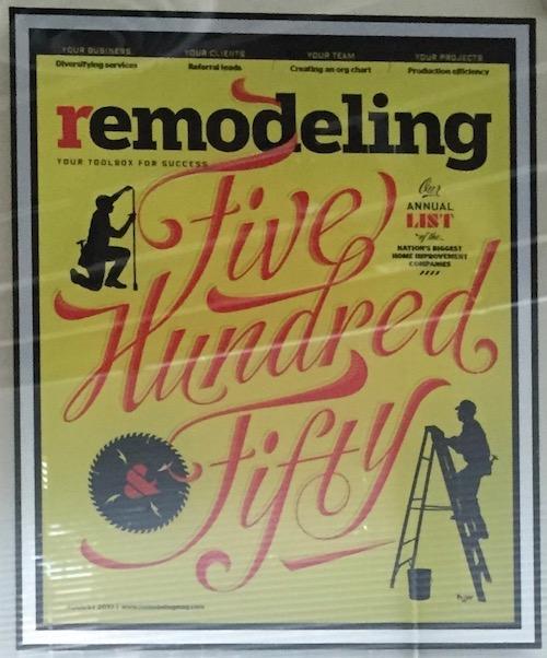 2013 -  Remodeling 550 , Full-Service Remodelers