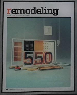 2015 -  Remodeling 550 , Full-Service Remodelers