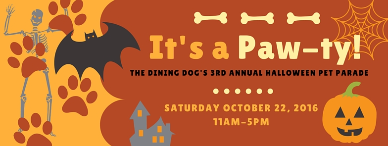 Games Treats Music Vendors Prizes and Giveaways along with our 2nd annual pet costume parade and contest.  sc 1 st  The Dining Dog & 3rd Annual Halloween Pet Parade and Anniversary Party u2014 The Dining ...
