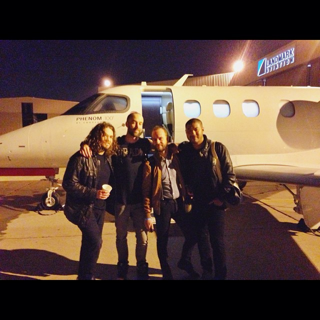 private jet with tommy trash and wax motif.jpg