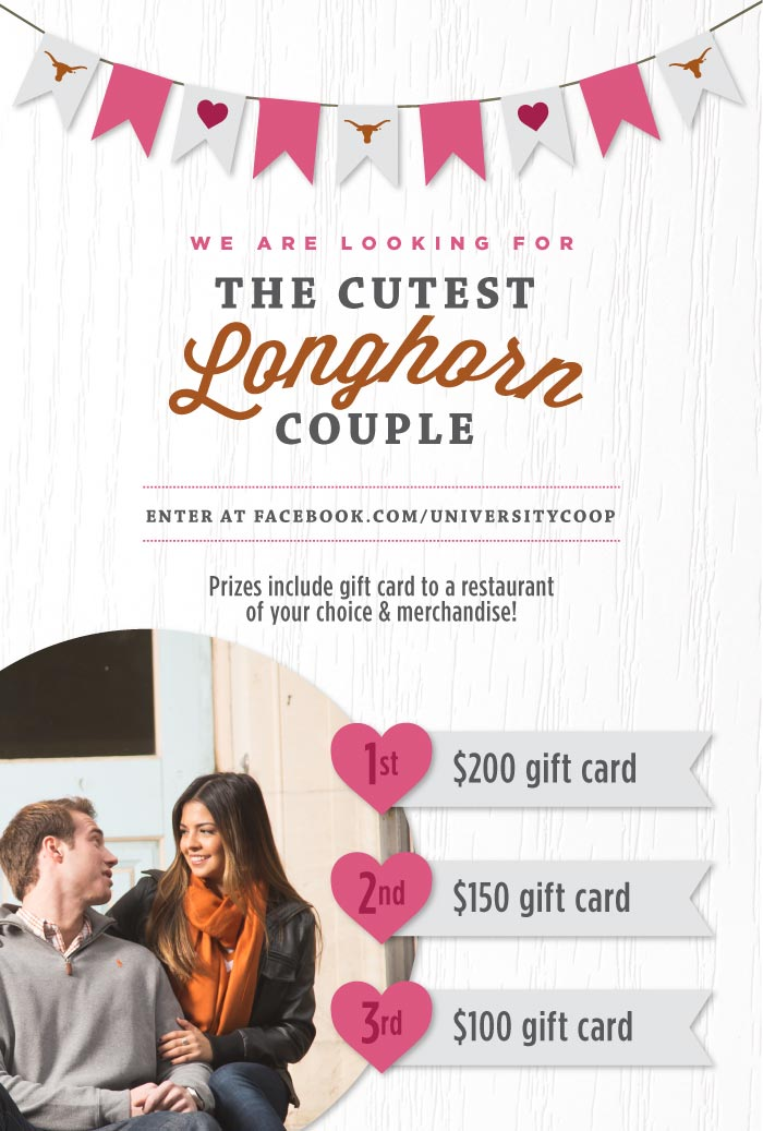 Cutest Couple Contest Graphic
