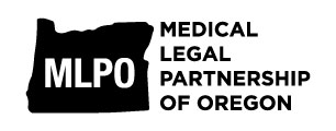 Logo for the MLPO in Portland, Oregon  2016